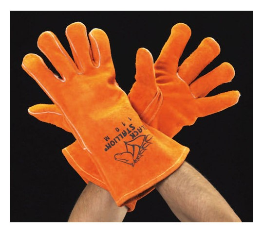 手袋(熔接用・牛革)