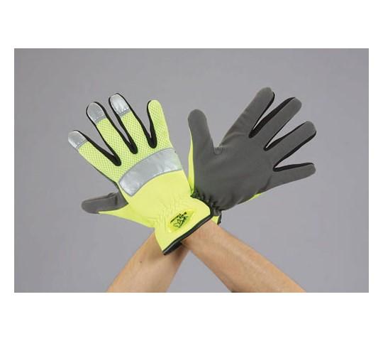[取扱停止]手袋(合成革/安全色) EA353BAシリーズ