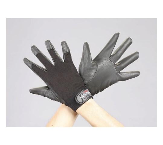 手袋(ポリウレタン・黒) EA353BBシリーズ