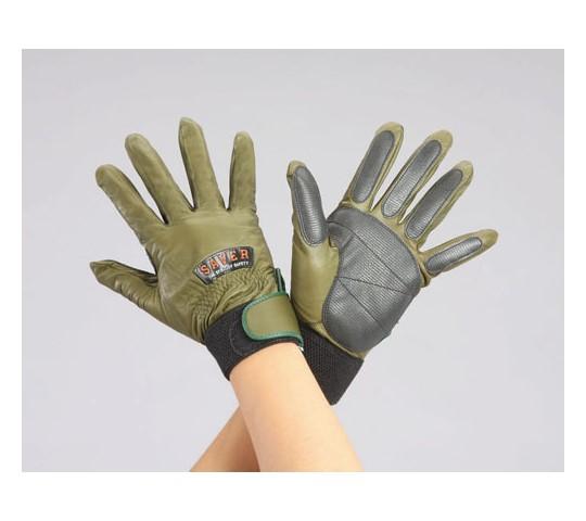 手袋(牛革/防水防汚加工革) EA353BBシリーズ