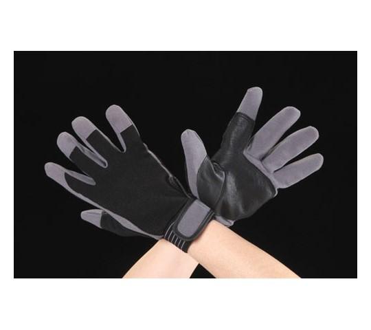 [取扱停止]手袋(豚革/ポリエステル) EA353BDシリーズ