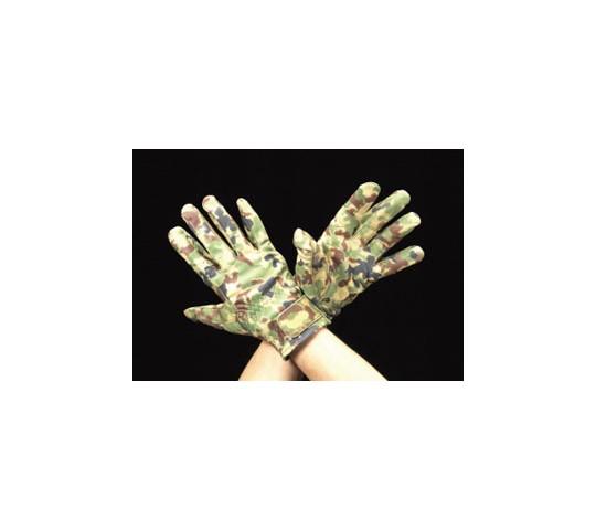 [取扱停止]手袋(牛革/カモフラージュ) EA353BFシリーズ