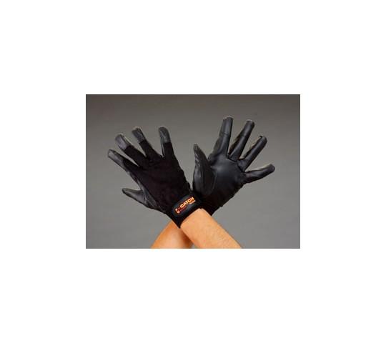 手袋(ポリウレタン/黒) EA353BGシリーズ
