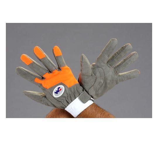 手袋(レスキュー・合成革) EA353BKシリーズ