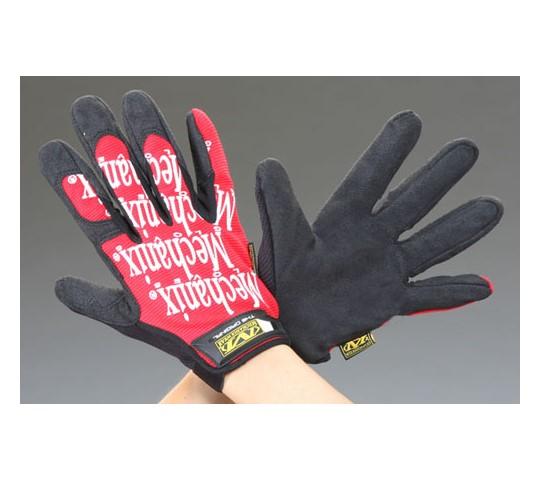 手袋・メカニック(合成革/赤) EA353BTシリーズ