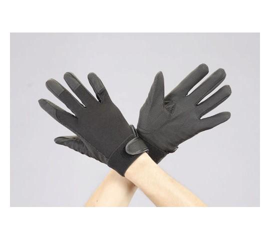 [取扱停止]手袋(ポリウレタン/黒) EA353CCシリーズ