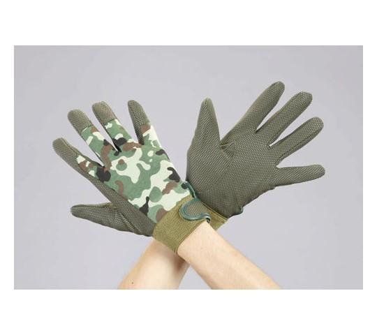 [取扱停止]手袋(ポリウレタン/カモフラージュ) EA353CCシリーズ