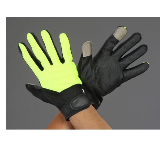 [取扱停止]手袋(タッチスクリーン用/黄) EA353CDシリーズ