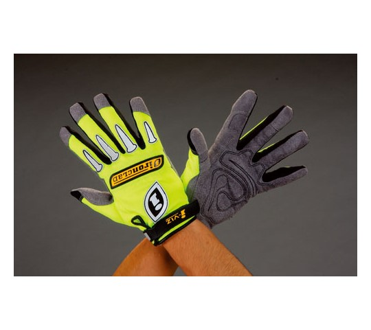 [取扱停止]手袋(安全色・合成皮革) EA353GAシリーズ