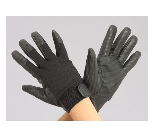 [取扱停止]手袋(合成皮革/黒) EA353Jシリーズ