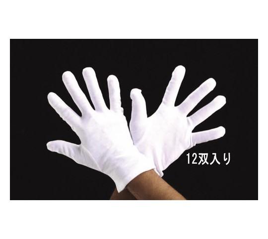 手袋(薄手・綿/12双) [L]