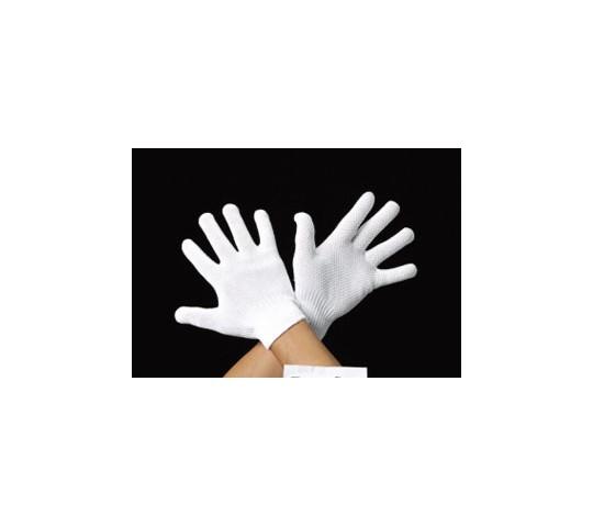 手袋(ドライブ用・滑り止め付/1双) [フリー] EA354AB-2