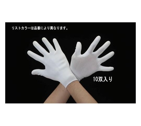 手袋(ナイロン・ポリウレタンコート/10双) [S]