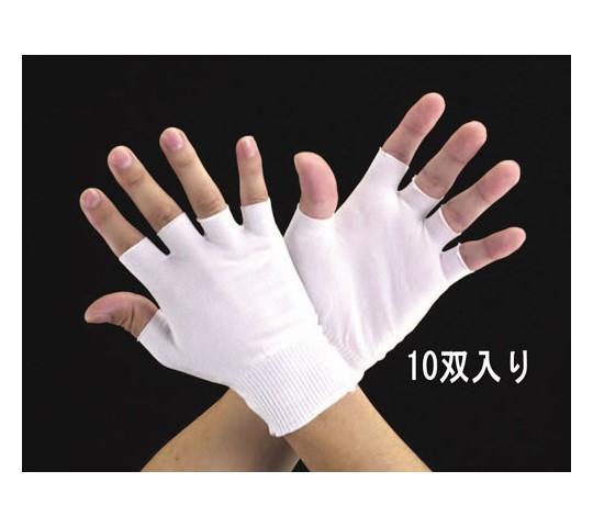 手袋・指無インナー(ウーリーナイロン/10双) [フリー]