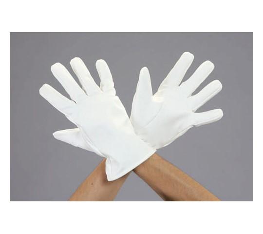 手袋(耐熱・クリーンルーム用・合成皮革) 260mm フリー]