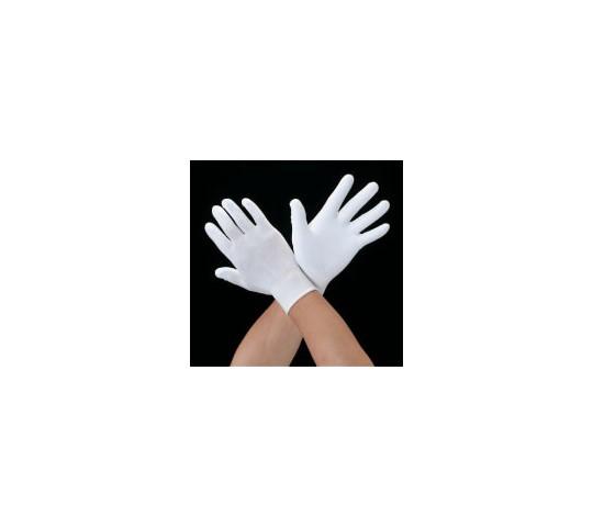 手袋(極薄ナイロン・滑り止め付) [L]