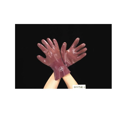 手袋(天然ゴム裏地付) [L]