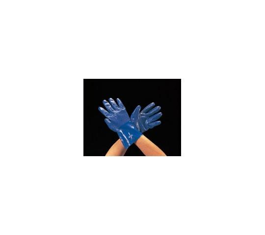 手袋(合成ゴム・耐油) [L]