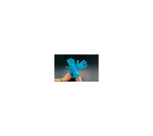手袋(ニトリルゴム) [L]