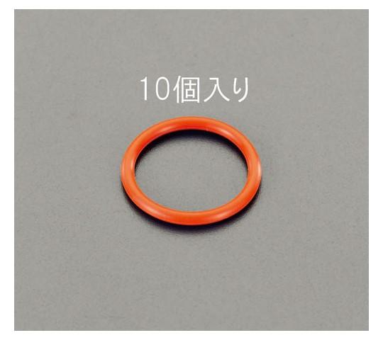 Oリング(シリコンゴム/10個) P-4