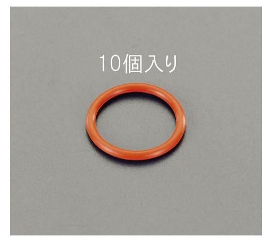 Oリング(シリコンゴム/10個) P-6