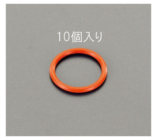 Oリング(シリコンゴム/10個) P-15