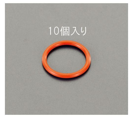 Oリング(シリコンゴム/10個) P-22.4