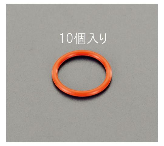 Oリング(シリコンゴム/10個) P-25.5