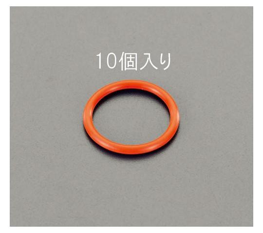 [取扱停止]Oリング(シリコンゴム/10個) P-28