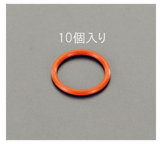 Oリング(シリコンゴム/10個) P-35.5