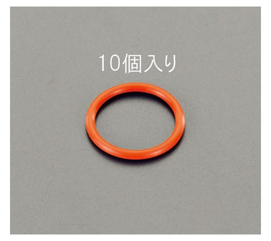 Oリング(シリコンゴム/10個) P-45