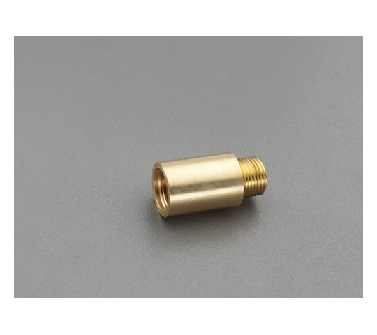 """R1/2""""×22.5mmザルボ(砲金) EA432SB-22.5"""
