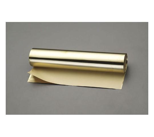 真鍮薄板(粘着付・ロール巻)