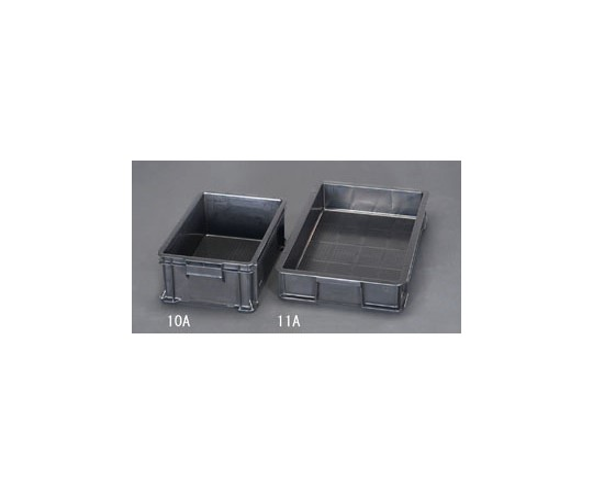 591×386×106mm/18.2Lハイテクコンテナ/ESD EA506AE-11A