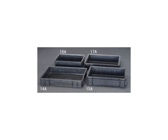 661×449×122mm/28.9Lハイテクコンテナ/ESD EA506AE-14A