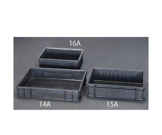 593×388×154mm/25.9Lハイテクコンテナ/ESD EA506AE-15A
