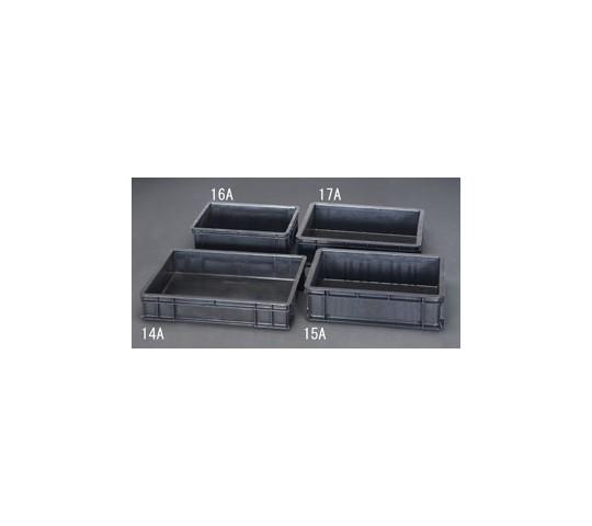 600×440×150mm/30.6Lハイテクコンテナ/ESD EA506AE-17A