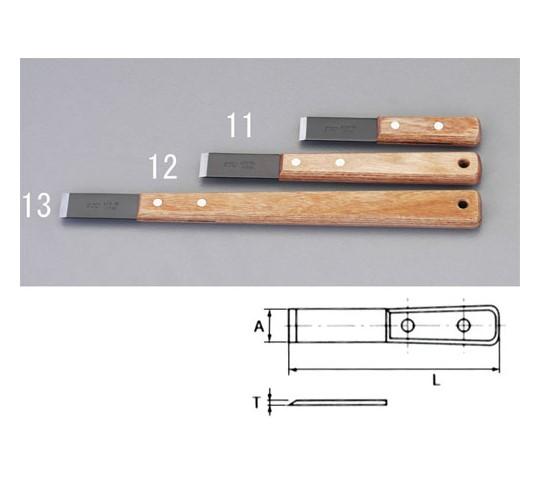 本組硬鋼刃スクレーパー