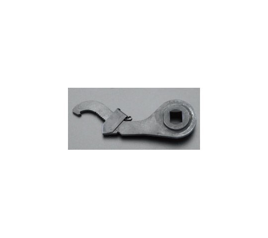 """[取扱停止]自在フックレンチ(1/2""""sq差込) 45-90mm EA613XN-2"""