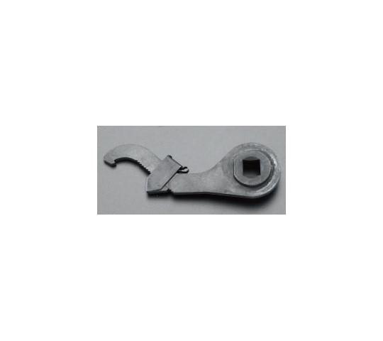 """自在フックレンチ(3/4""""sq差込) 95-165mm"""