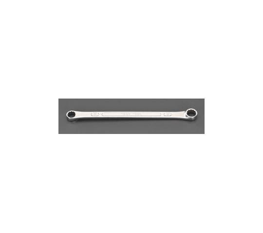 メガネレンチ(ストレート型・ロングサイズ) 8×10mm