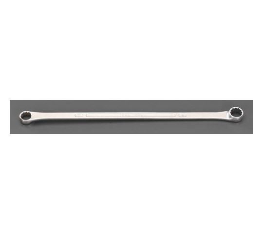 メガネレンチ(ストレート型・超ロングサイズ) 22×24mm
