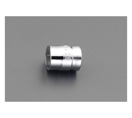 """ソケット(Z-EAL) 3/8""""sq×17mm"""
