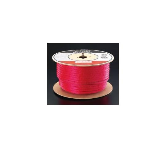 [取扱停止]直径12.7×90mポリロープ(赤) EA628AN-13