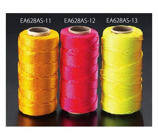 [取扱停止]直径1.5×67.5mナイロン糸(黄) EA628AS-13