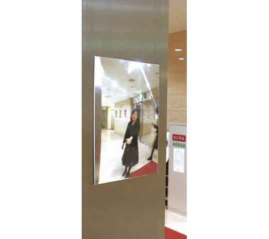 エレベーター用安全ミラー(-度)