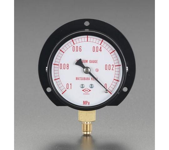 真空計 100/128mm[-0.1/0MPa] EA729VB-100