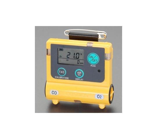 酸素・一酸化炭素濃度計