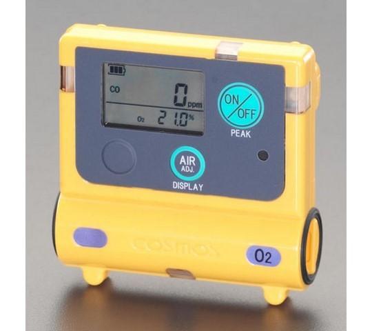 酸素濃度計 65×14×50mm/65g