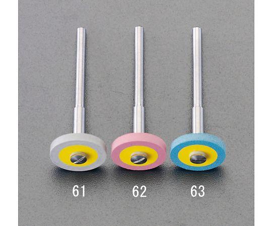 直径17×2.5mm,ダイヤモンドホイール(細目/3mm軸) EA819DH-63